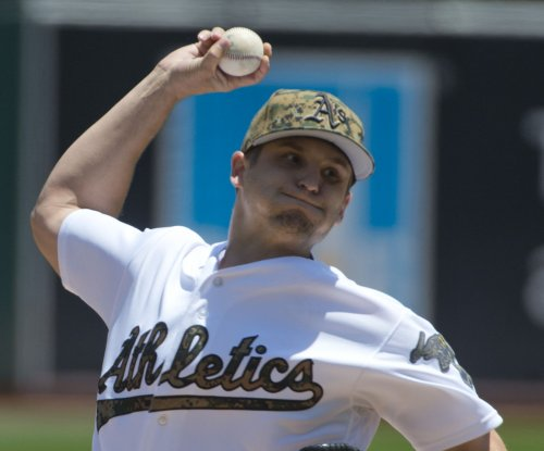 Kendall Graveman pitches Oakland Athletics past Minnesota Twins