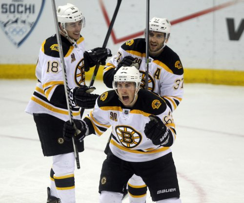 Brad Marchand keeps Boston Bruins unbeaten under Bruce Cassidy