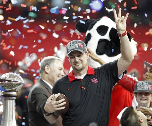 2017 Big 12 Media Days: Tom Herman working to 'rebrand' Texas Longhorns football