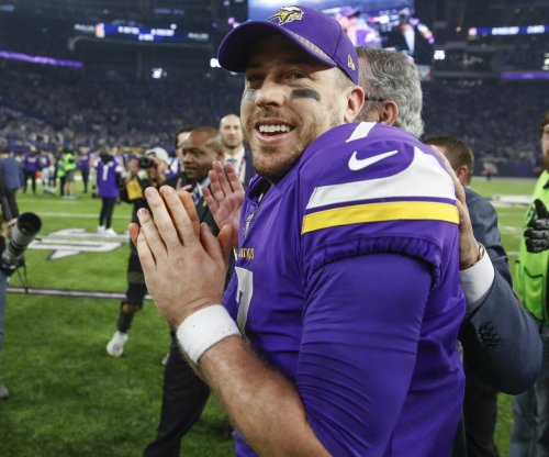 Minnesota Vikings believe playoff demons have been exorcised