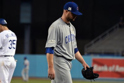 Lester aims for better effort as Cubs face Brewers