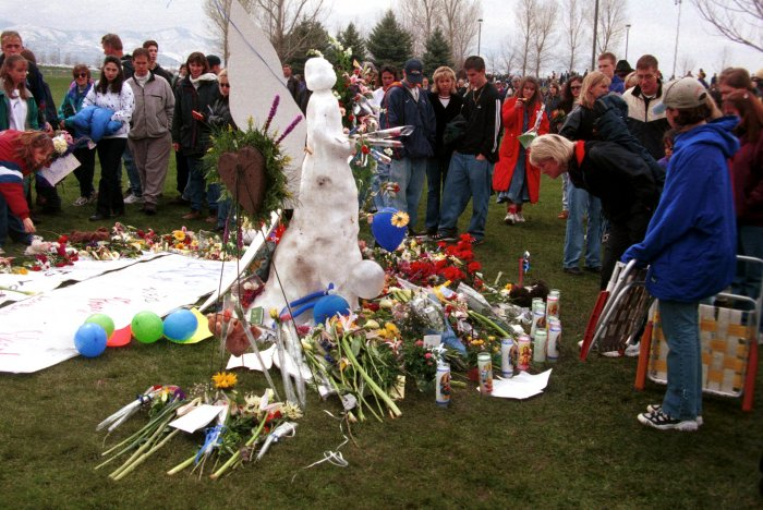 On This Day: Columbine shooting leaves 13 dead