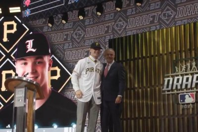 2021 MLB Draft results: Pirates select Louisville catcher Henry Davis at No. 1