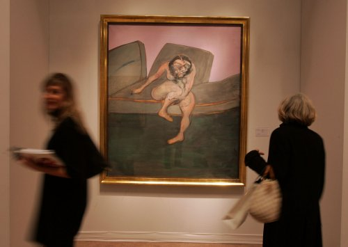 Bacon painting fetches $86M at auction