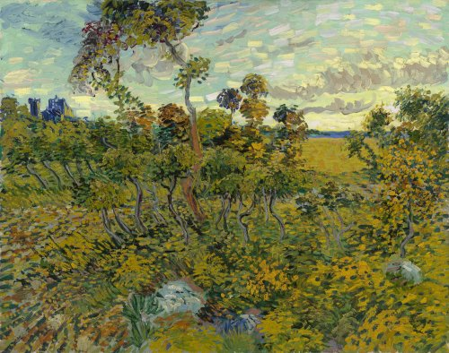 Newly discovered Vincent van Gogh painting to be shown in Amsterdam