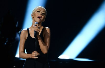 Christina Aguilera is pregnant with her second child, report says