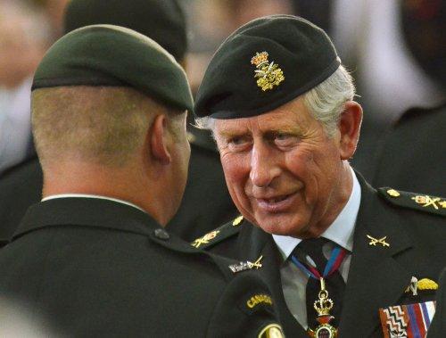 Charles, Camilla wind down Canada visit