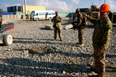 Threat remains for U.S. troops in Afghanistan