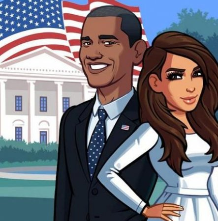 Kim Kardashian 'standing with Obama' for midterm elections