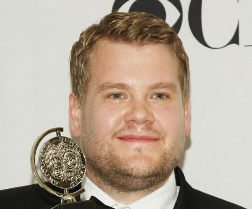 James Corden hopes move to U.S. for 'Late Late Show' will be good for his family