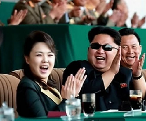 Wife of North Korean leader makes first public appearance this year