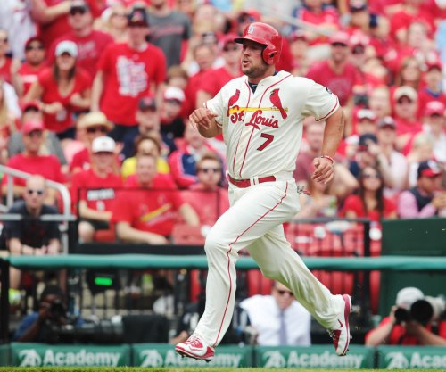 St. Louis Cardinals defeat Cincinnati Reds