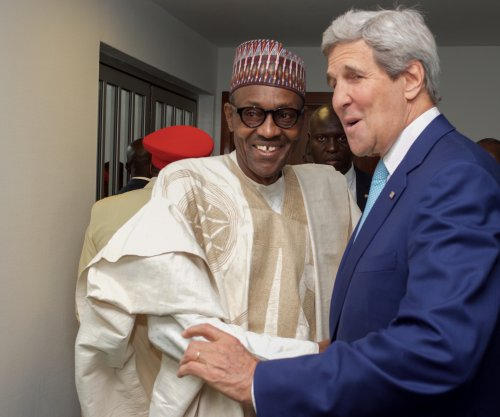 Nigeria's Buhari returns home without U.S. arms deal