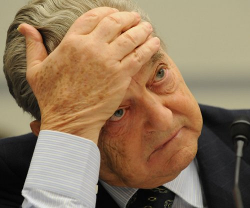 Billionaire George Soros makes grim forecast for China, global economy