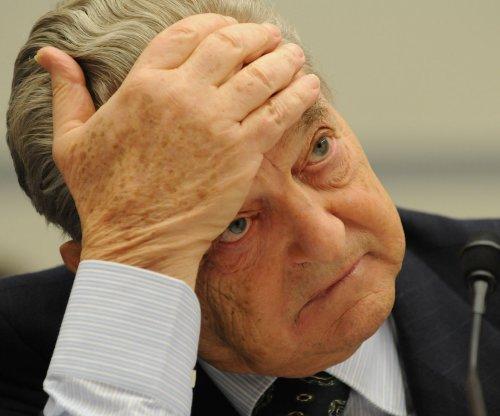 Billionaire George Soros makes grim forecast for China, global economy