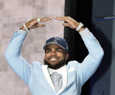 Dallas Cowboys complete latter-day Triplets, draft Ezekiel Elliott