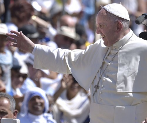 Pope Francis: Women won't ever become priests