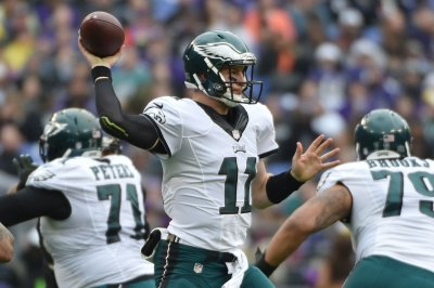 Carson Wentz has had great season of learning