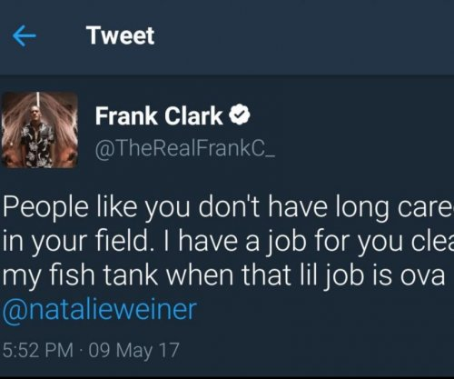 Seattle Seahawks' Frank Clark bashes reporter after domestic violence post