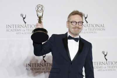Kenneth Branagh, Anna Friel win big at International Emmy Awards