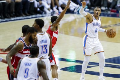 Russell Westbrook still out as Thunder face Mavericks