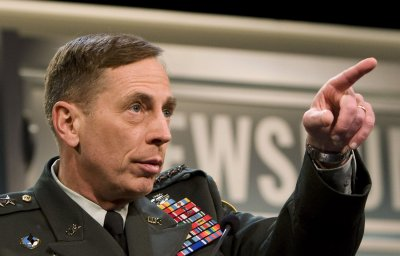 Petraeus: Iraq violence at turning point
