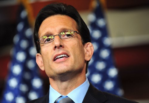Cantor cancels speech; security cited