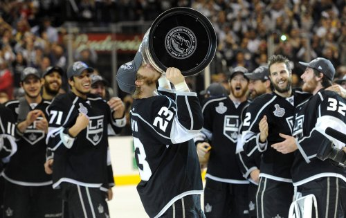 The Year in Review 2012: LA Kings win Stanley Cup; lockout delays NHL in 2012-13