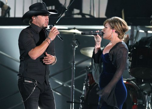 Aldean, Paisley up for CMA Awards