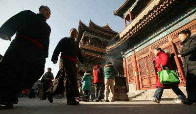 Beijing scolded for its Tibetan policy