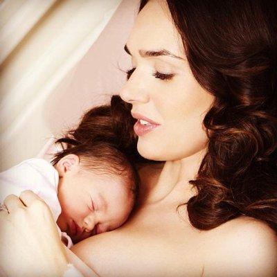 Tamara Ecclestone gives birth to first daughter, Sophia