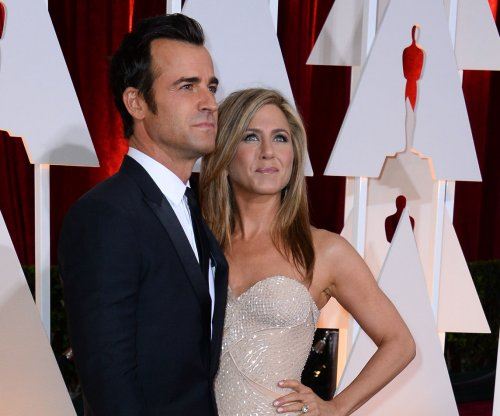 Jennifer Aniston makes first post-honeymoon appearance