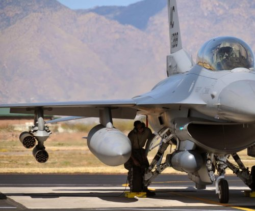Egypt receives final delayed F-16 delivery