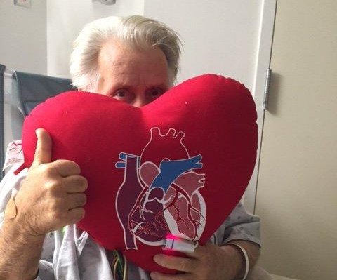 Martin Sheen has quadruple bypass surgery