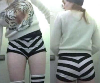 Short shorts prevent burlesque dancer from boarding JetBlue flight