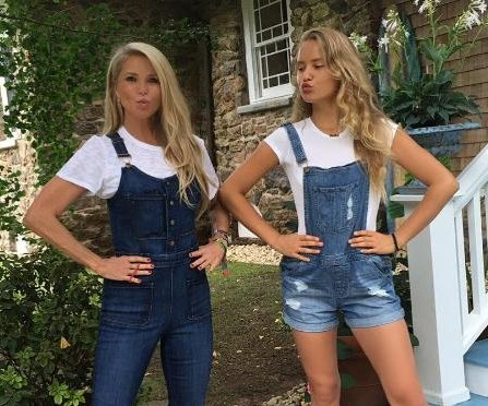 Christie Brinkley's daughter Sailor: 'Stop comparing me to my mother'