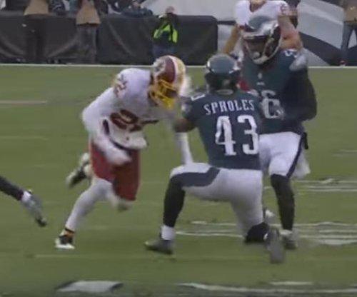 No word from NFL on punishment for Deshazor Everett's nasty hit on Darren Sproles