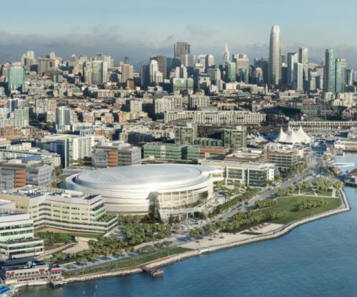 Golden State Warriors breaking ground in San Francisco, move in 2019