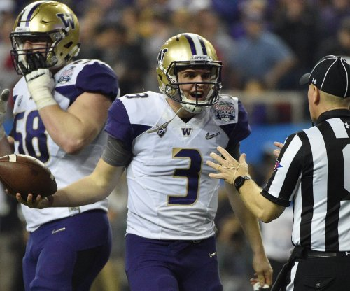 Shoulder surgery sidelines Washington QB Jake Browning