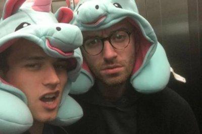 Sam Smith, Brandon Flynn confirm romance on Instagram