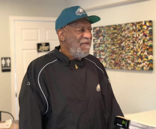 Bill Cosby was in town to cheer on the Philadelphia Eagles
