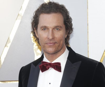 Matthew McConaughey. Nic Pizzolatto reunite for FX's 'Redeemer'