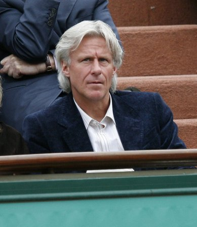 Bjorn Borg might drop underwear over North Korea