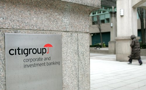 Citigroup troubles could lead to sale