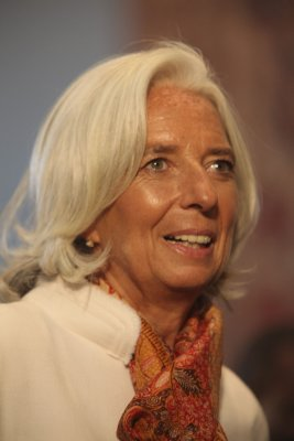 IMF official sees optimism for global economy in 2014 and beyond