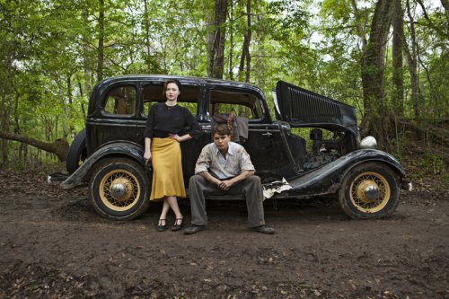 Emile Hirsch and Holliday Grainger play Bonnie and Clyde in miniseries