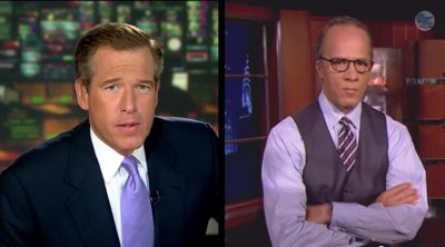 Brian Williams, Lester Holt do 'Rapper's Delight' in 'Tonight Show' video mashup