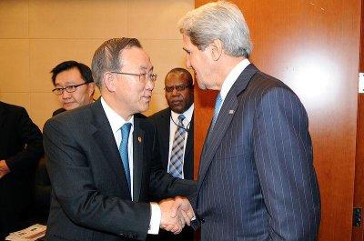 U.N., U.S. applaud Guinea-Bissau on presidential and parliamentary elections