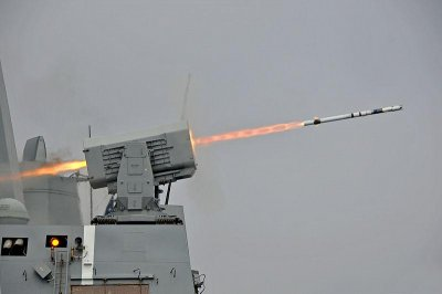 U.S. Navy receives first low-rate production RAM Bock 2 missile