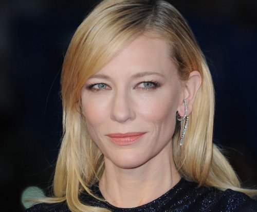 Cate Blanchett honored with fellowship at the London Film Festival